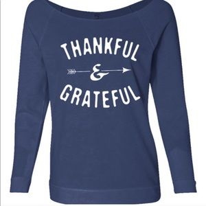 Sweaters - Dodger sweater in the navy thankful sweater style